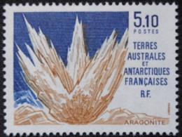T.A.A.F. 1990 Y&T N° 153 ** - RICHESSES MINERALES - Terres Australes Et Antarctiques Françaises (TAAF)