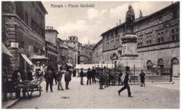 PERUGIA - Piazza Garibaldi - Perugia