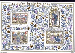 France BF 135 Salon Du Timbre 2014  Neuf TB ** MNH Sin Charnela Prix De La Poste 6.2 - Nuevos