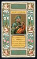 Santino: S. MARIA DEL POPOLO - E - PR - Feste Centenarie Di S.M. Del Popolo-1909 - Religione & Esoterismo