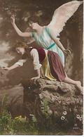 L100G101 - L'Ange Gardien Veillant Sur Une Fillette - PRH N°5169/1 - Angels