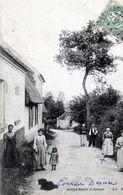 95  NEUILLY EN VEXIN   LA BASSE RUE ANIMEE - France