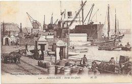 BORDEAUX : BORDS DES QUAIS - Bordeaux