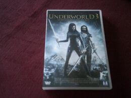 Underworld  3  LE SOULEVEMENT DES  LYCANS - Ciencia Ficción Y Fantasía