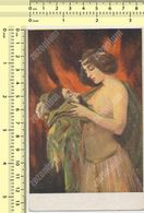 ILLUSTRATEUR - B.CIKOS-SESIA:Saloma - NU FEMININ  PHOTO POSTCARD  RPPC PC PPC - Other Illustrators