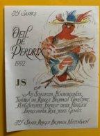 11721 - Oeil De Perdrix 1992 Saxer Neftenbach - Other
