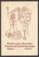 98362/ NOEL, Vierge à L'Enfant, Anges - Other