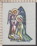 98375GF/ NOEL, Vierge à L'Enfant, Format Lettre (4 Plis) - Other