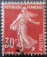 FRANCE N°360a Type III Oblitéré - Frankreich