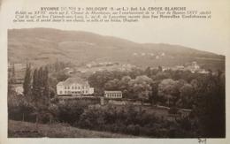 71 SAONE ET LOIRE - Byonne Sologny La Croix Blanche - Other Municipalities