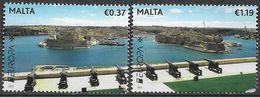 2012 Malta Mi. 1712-3**MNH  Europa: Besuche - Europa-CEPT