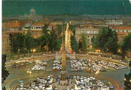 ROMA - Piazza Del Popolo - Piazze