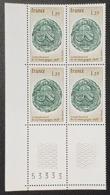 N° 1944 Neuf ** Gomme D'Origine, Bloc De 4  TTB - Unused Stamps