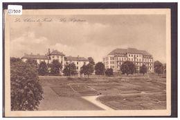 LA CHAUX DE FONDS - LES HOPITAUX - TB - NE Neuchâtel