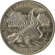 2013 AB101 - PIERRELATTE - Ferme Aux Crocodiles 2 (Le Crocodile Du Nil) / ARTHUS BERTRAND - Arthus Bertrand