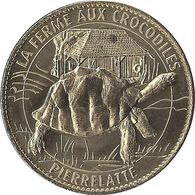 2013 AB103 - PIERRELATTE - Ferme Aux Crocodiles 4 (La Tortue) / ARTHUS BERTRAND - Arthus Bertrand