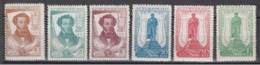 USSR / Russia 1937 - The 100th Anniversary Of The Death Of A. S. Pushkin MH* - Neufs