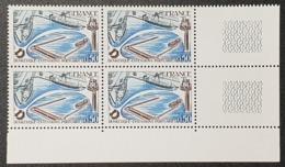 N° 1925 Neuf ** Gomme D'Origine, Bloc De 4  TTB - Unused Stamps