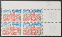 N° 1928 Neuf ** Gomme D'Origine, Bloc De 4  TTB - Unused Stamps