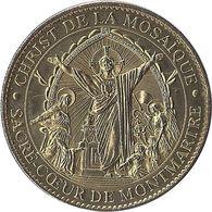 2012 AB109 - PARIS - Basilique Du Sacré Coeur 2 (Christ De La Mosaïque) / ARTHUS BERTRAND - Arthus Bertrand