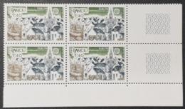 N° 1929 Neuf ** Gomme D'Origine, Bloc De 4  TTB - Unused Stamps