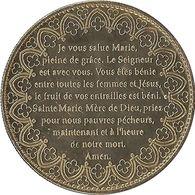 2012 AB119 - REIMS - Cathédrale Notre Dame 3 (Je Vous Salue Marie) / ARTHUS BERTRAND - Arthus Bertrand