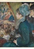 Art - Peinture - Pierre Auguste Renoir - La Première Sortie - CPM - Voir Scans Recto-Verso - Peintures & Tableaux