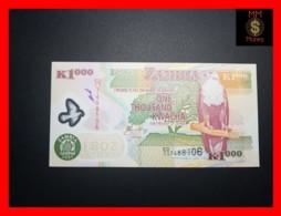 ZAMBIA 1.000  1000 Kwacha  2005  P. 44 D  Polymer   UNC - Zambie