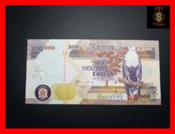 ZAMBIA 5.000  5000 Kwacha  2003  P. 45 A  UNC - Zambie