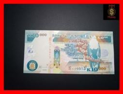 ZAMBIA 10.000  10000 Kwacha  2008  P. 46 E  UNC - Zambie