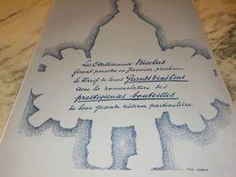ANCIENNE PUBLICITE VIN RECOMMANDES DEPOT  NICOLAS  1928 - Alcools