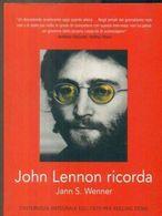 JOHN LENNON RICORDA - Music