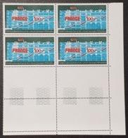 N° 1922 Neuf ** Gomme D'Origine, Bloc De 4  TTB - Unused Stamps