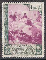 España 0912 ** El Pilar. 1940. - 1931-Hoy: 2ª República - ... Juan Carlos I
