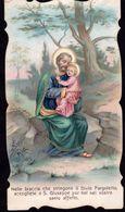 Santino: S. GIUSEPPE - E - PR - Cromolitografia - RI-SANT40 - Religione & Esoterismo