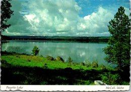 Idaho McCall Fayette Lake From Ponderosa State Park - Etats-Unis