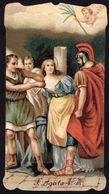 Santino: S. AGATA V. E M. - E - PR - RI-SANT25 - Religion & Esotérisme