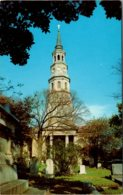 South Carolina Charleston St Phillip's Church And Grave Of John C Calhoun - Charleston