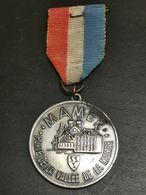 Luxembourg Médaille, Porte De La Vallée De La Mamer - Other
