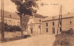 CPA Belgie Belgique CANNE (KANNE-RIEMST) La Chapelle ° Edit. Hôtel Straetmans Limburg  M 3650 - Riemst