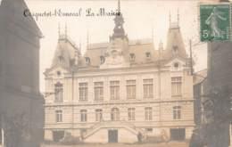 76 - SEINE MARITIME - CRIQUETOT L'ESNEVAL - 10153 - Carte Photo Cachet Du Jour Mairie 1914 - Criquetot L'Esneval