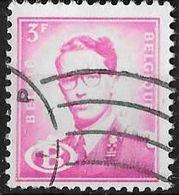 Belgique-Poste 1958-Baudoin 1er--OBL - Belgium