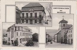 GREVENMACHER - 3 VUES - Cartes Postales
