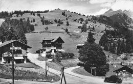 "1299"" GRYON-LA BARBOLEUSAZ - LOSANNA(SVIZZERA) ""1952 ANIMATA AUTO ANNI50  CART ORIG - GR Grisons"