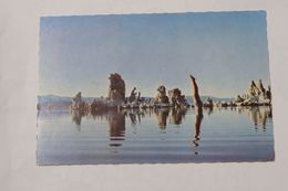 """""""WISH YOU WERE HERE"""" - Album Sleeve For Pink Floyd - Fotographie Von Hipgnosis Am Monosee California 1975 - Entertainers"""