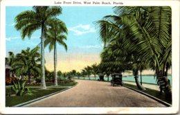 Florida West Palm Beach Lake Front Drive - West Palm Beach