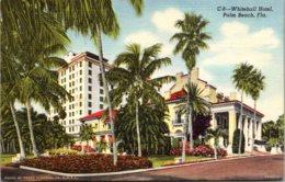 Florida Palm Beach Whitehall Hotel Curteich - Palm Beach