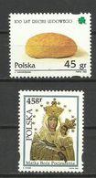 Poland 1995 - Mi. 3547, 3551,  MNH - Ongebruikt
