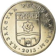 Monnaie, Kazakhstan, Taraz, 50 Tenge, 2013, Kazakhstan Mint, SPL, Copper-nickel - Kasachstan