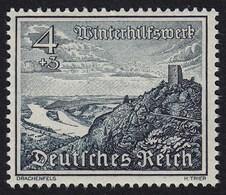 DR Drittes Reich 4 Pfennig 1939 Mi. 731 WHW Drachenfels Mi 9,00 € (20075 - Germania